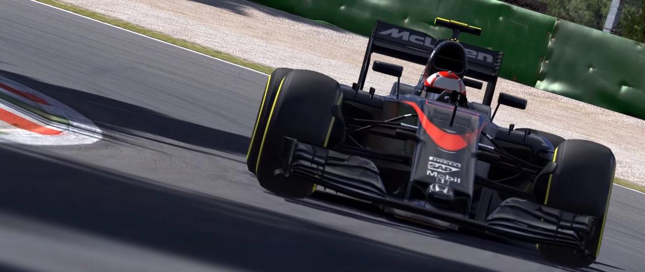 Itt a legmenőbb virtuális McLaren-Honda MP4-30: iRacing