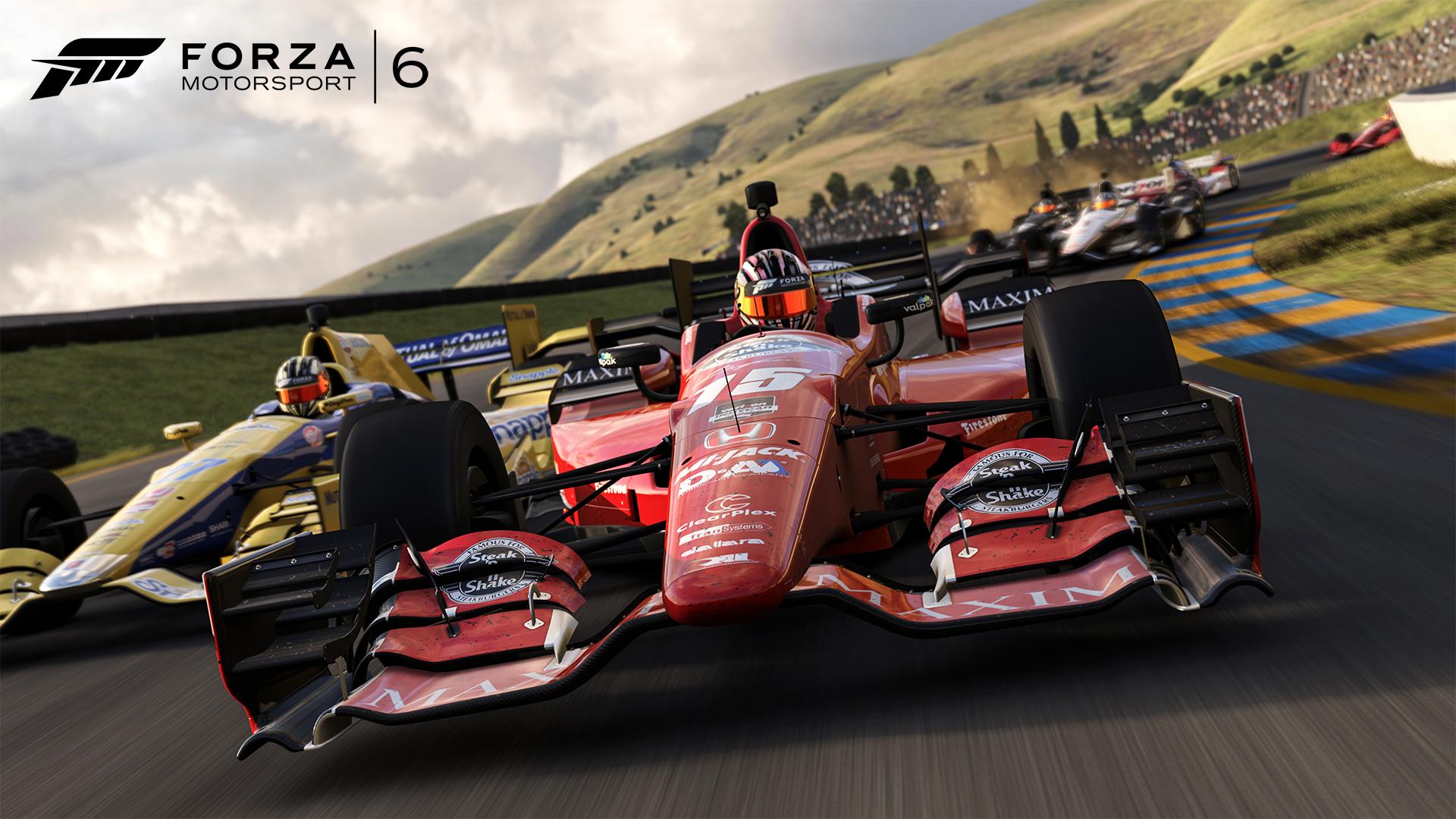 Forza Motorsport 6: végre egy nagyon király autós game, KONZOLRA