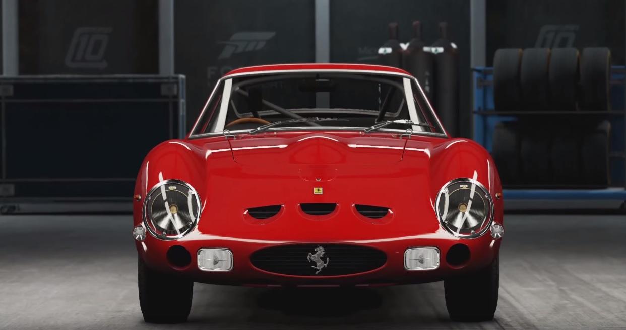 Forza Motorosport 6: Egy klasszikus Ferrari 250 GTO a játékban