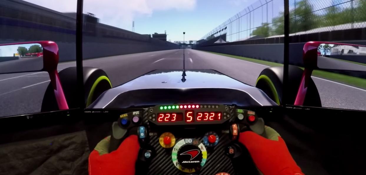 Virtuális F1-es pályabejárás Kanadában: Már ez izgalmasabb volt, mint a futam
