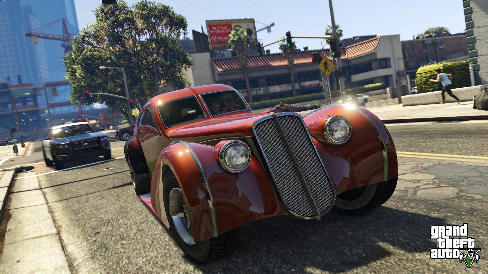 GTA V: Befutott hozzánka next-gen változat Xbox One-ra! Gengszerkedésre fel!