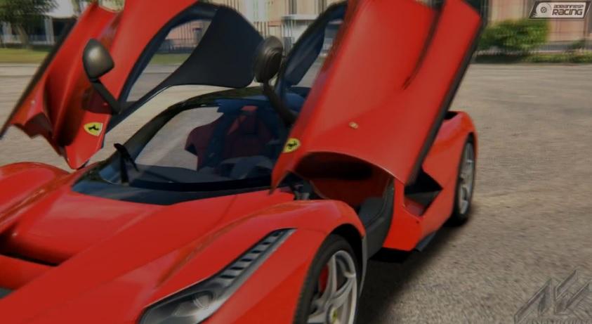 Ilyen a LaFerrari a játékban: Assetto Corsa