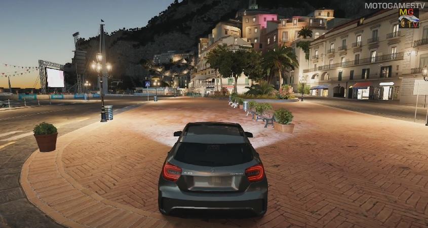 Forza Horizon 2: Így váltakoznak a napszakok a next-gen játékban