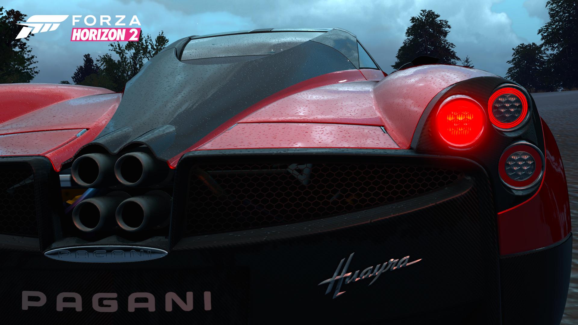 Forza Horizon 2: Az első gameplay videó a játékról