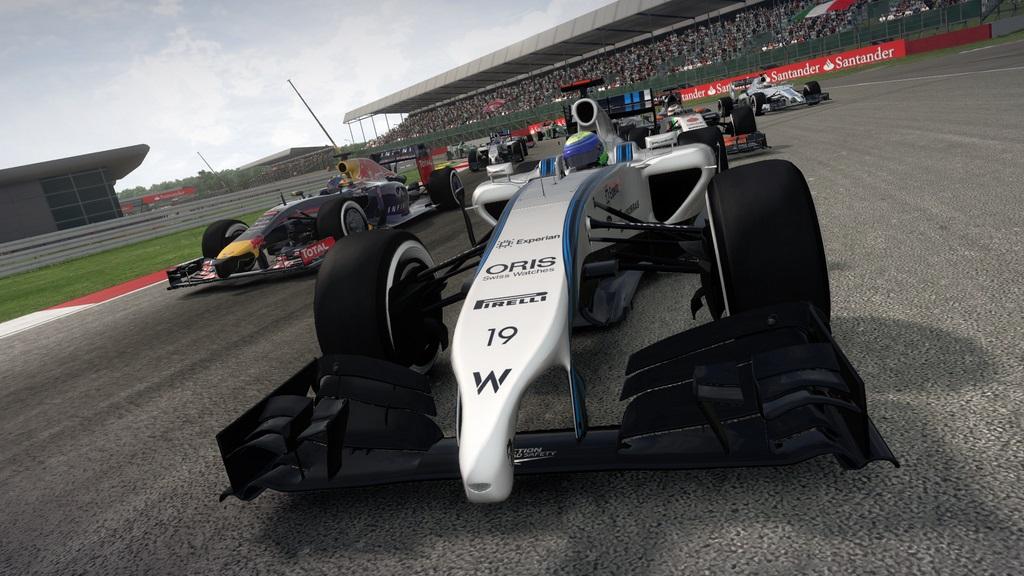 BRÉKING: Bemutatkozott az F1 2014, a Forma-1 új hivatalos játéka