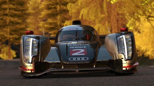 Project CARS: Ilyen esőben a játék! Audi R18 TDI
