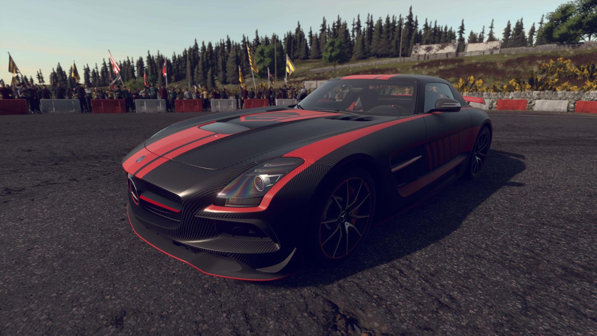 DriveClub: Megjelenési dátum és az új trailer a játékról