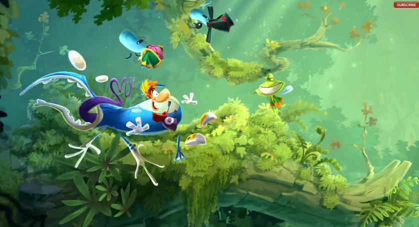 Rayman Legends - PS4/Xbox One