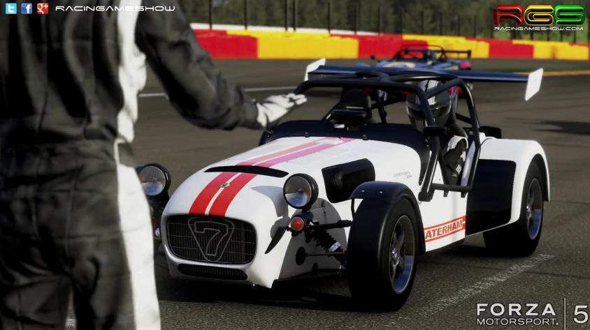 Forza Motorsport 5: Caterham Superlight R500