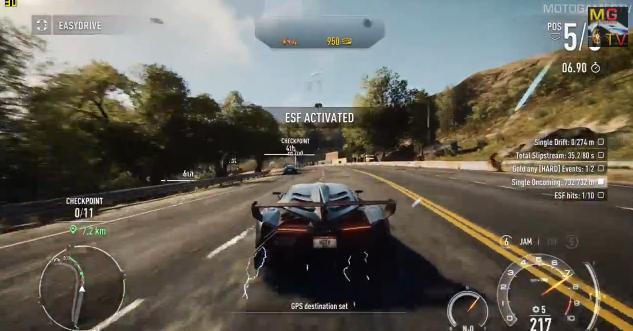 Need for Speed: Rivals – mozgásban a játék legdurvább autója