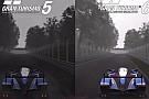 Gran Turismo 5 Vs. Gran Turismo 6: Ilyen esőben a játék