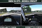 Project CARS Vs. Assetto Corsa: BMW Z4 GT3