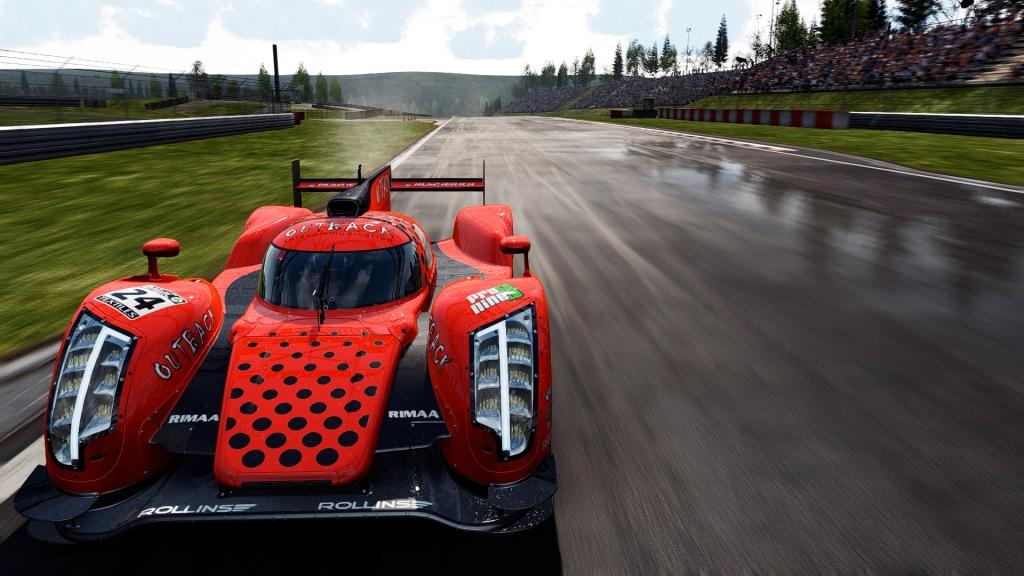 Project CARS Build 417: Új videók a szimulátoros játékról