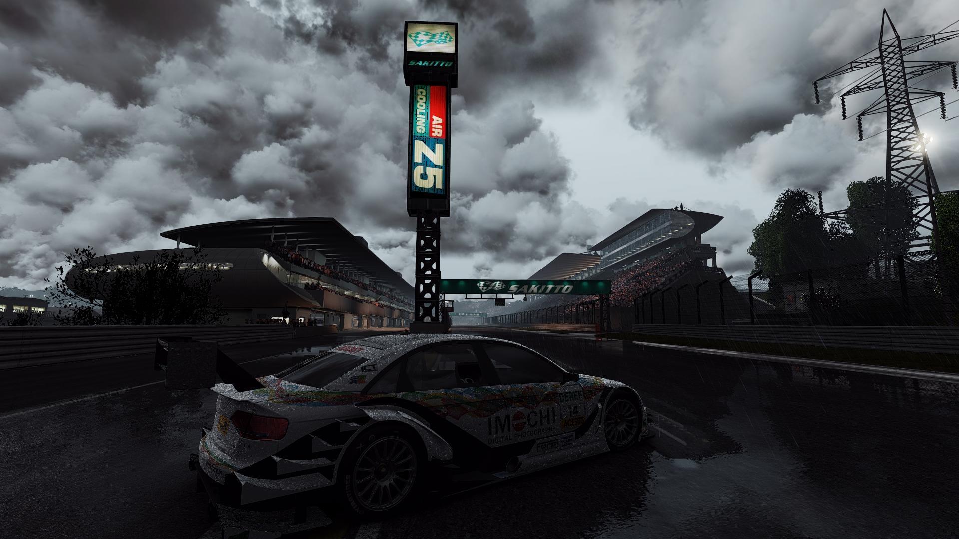 Project CARS Vs. Gran Turismo 5: Egymás ellen a két játék – esőben