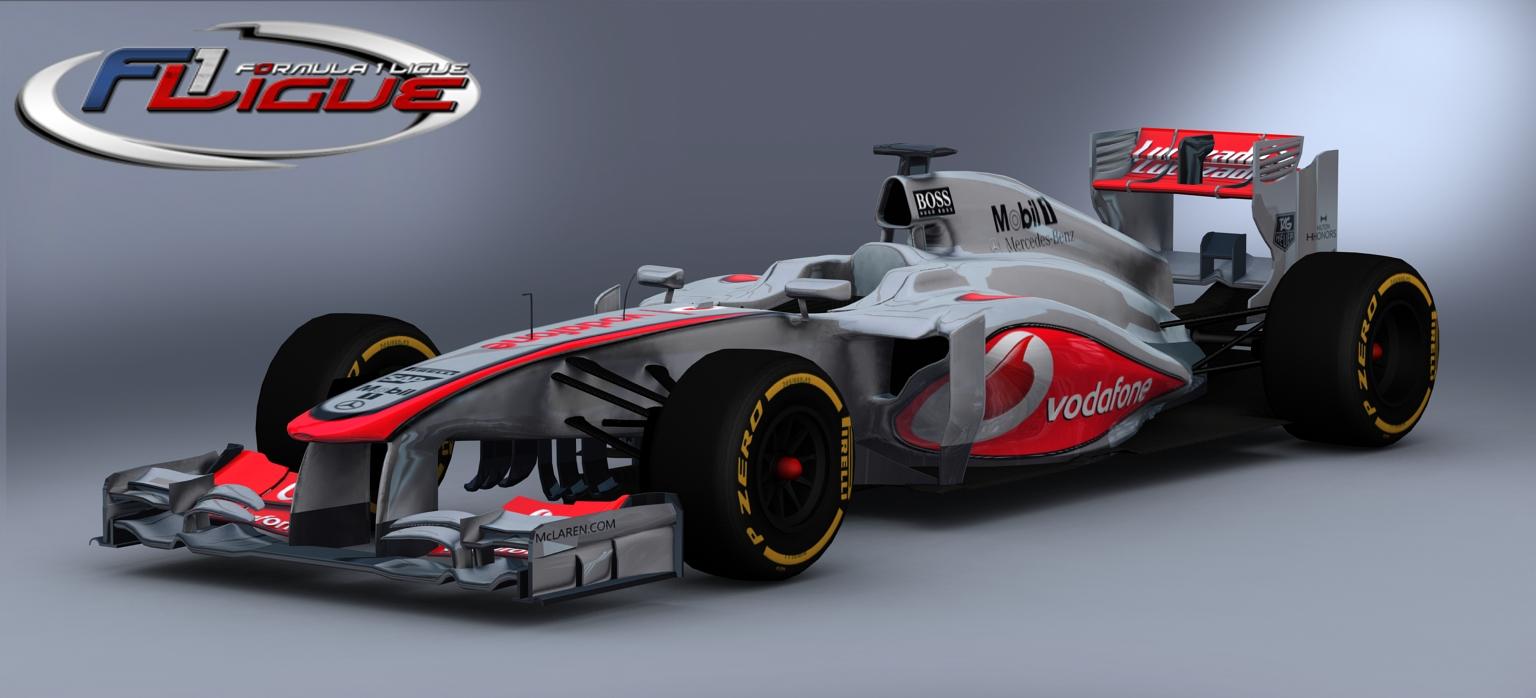 F1 2013 – rFactor 2: Bemutatkozott a McLaren és a Red Bull új autója – Galéria