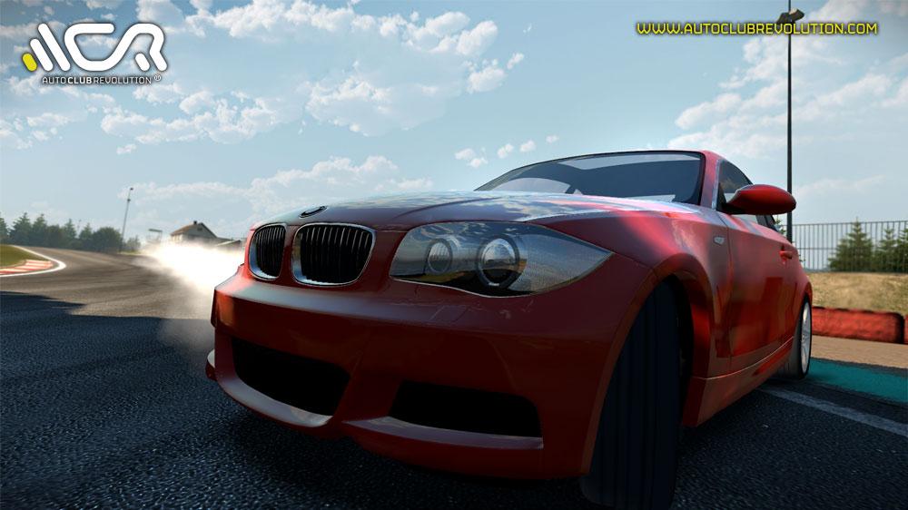 Auto Club Revolution: Száguldás egy BMW M3 Coupe volánja mögött