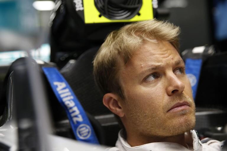 Egy autóba ragasztott fotó segíti Rosberget az idei sikerekben