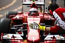 Pirelli: Vergne ma a Ferrarival teszteli az új gumikat