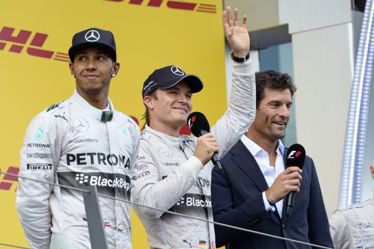 Webber: A Mercedes és Rosberg nem fog minden futamot megnyerni!