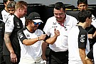 A McLaren fejlesztési csomagja hallatára Alonso már a dobogóról álmodik!