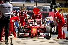 Hivatalos: új sebességváltót kap Vettel a Spanyol Nagydíjra