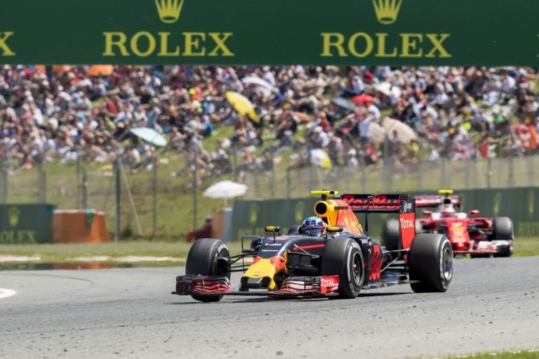 Max Verstappen lett a Spanyol Nagydíj legjobbja!