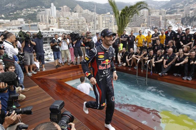 Ilyen egy bulis csapat a Forma-1-ben: Red Bull Racing