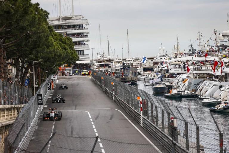 Eső és káosz a Monacói Nagydíjon?!