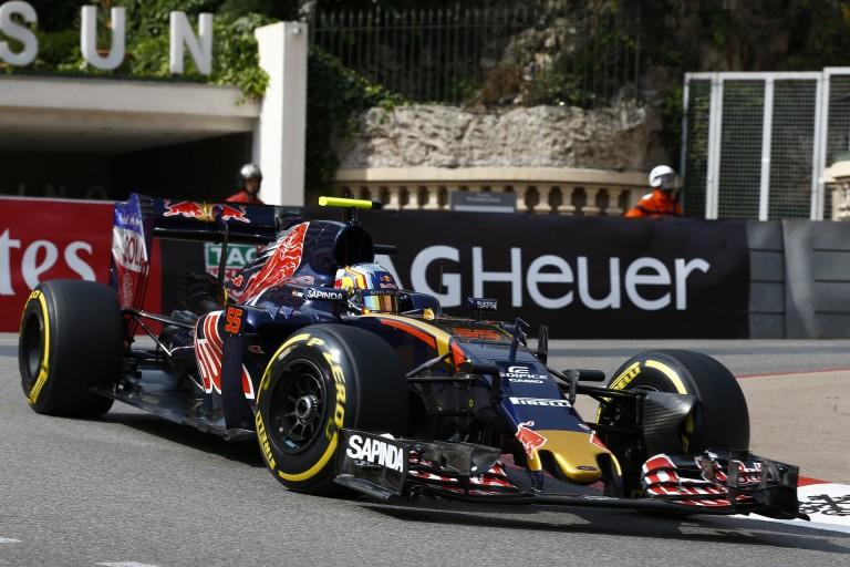 Sainz a 6. helyről indul Monacóban: A Toro Rosso a harmadik leggyorsabb a kanyarokban!