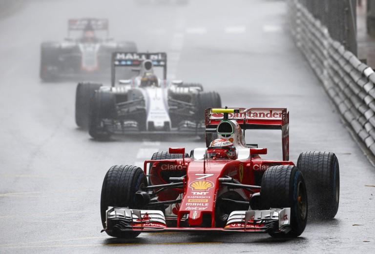 A Ferrarit nem lepte meg Raikkönen monacói kiesése