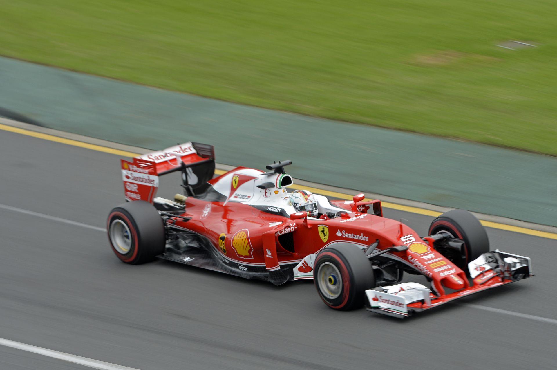 Az olasz sajtó tagad: a Ferrarihoz nem érkezik új turbófeltöltő a Spanyol Nagydíjra!