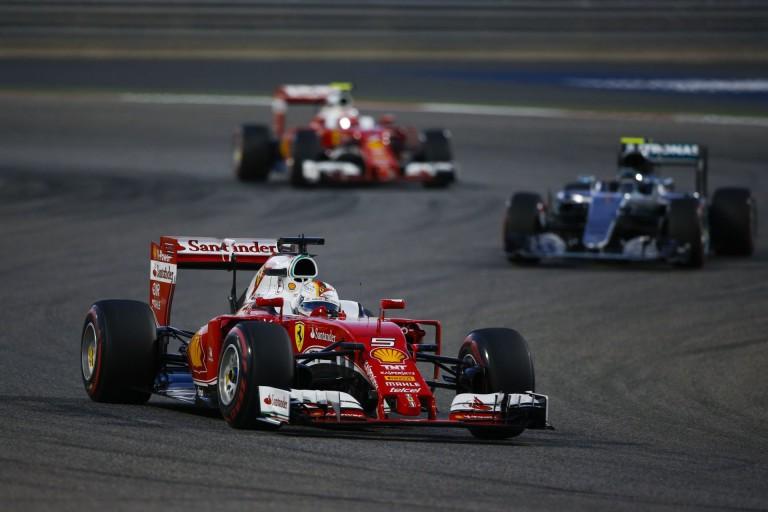 Rosberg figyelmeztet, még nem láttuk az igazi Ferrarit