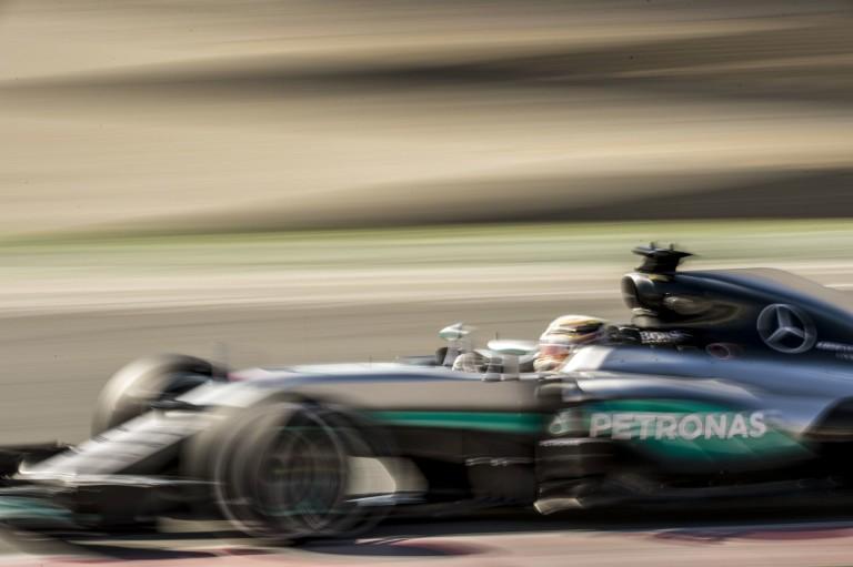 """Hamilton: """"Nem a szerencse hordta össze a három bajnoki címemet…"""""""