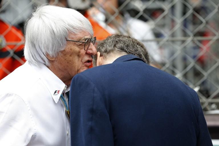 """Ecclestone: """"Én csak jót akartam az új időmérővel…"""""""