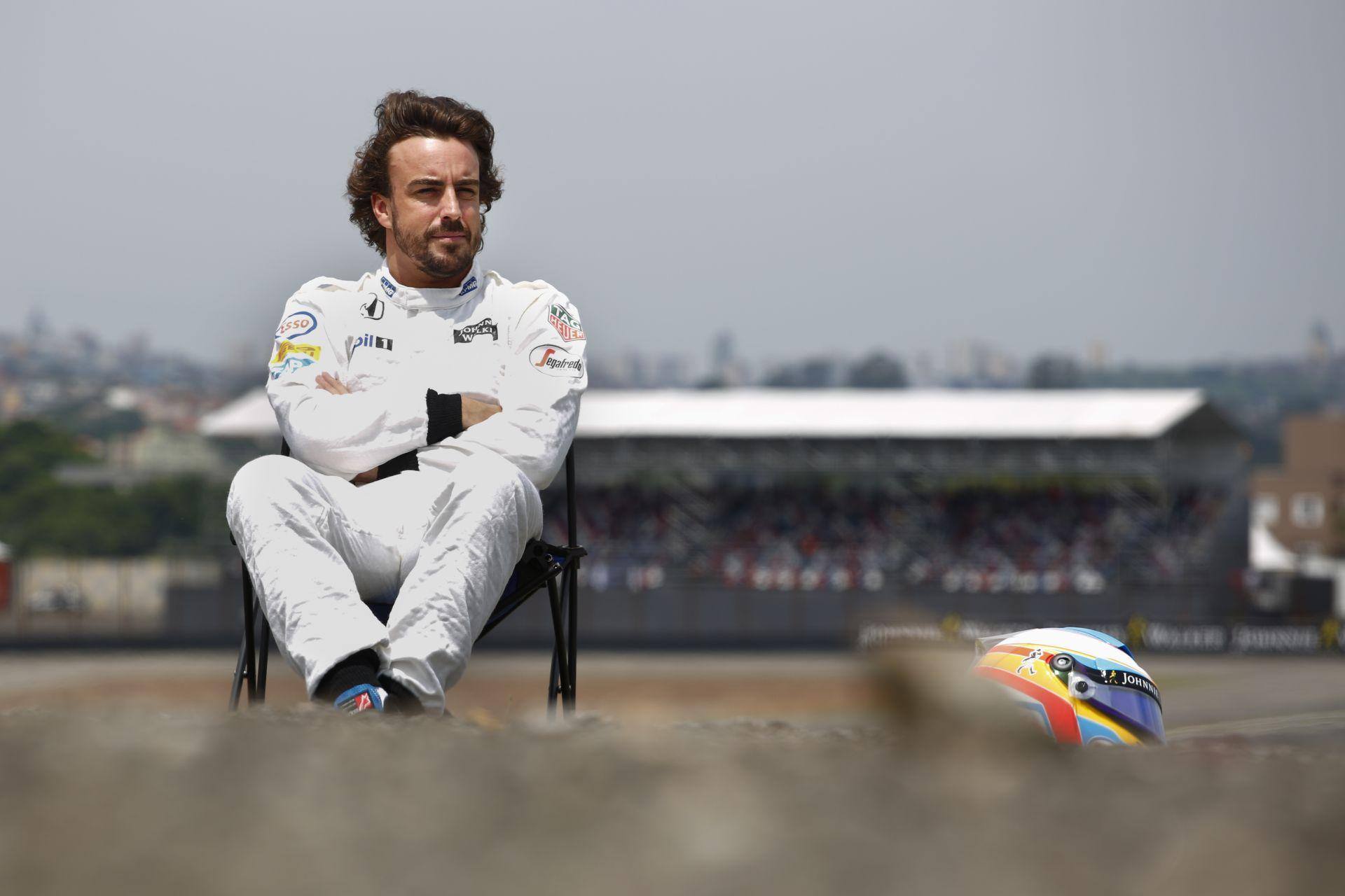 """Alonso: """"Készen állok a versenyzésre, de nem én döntök"""""""