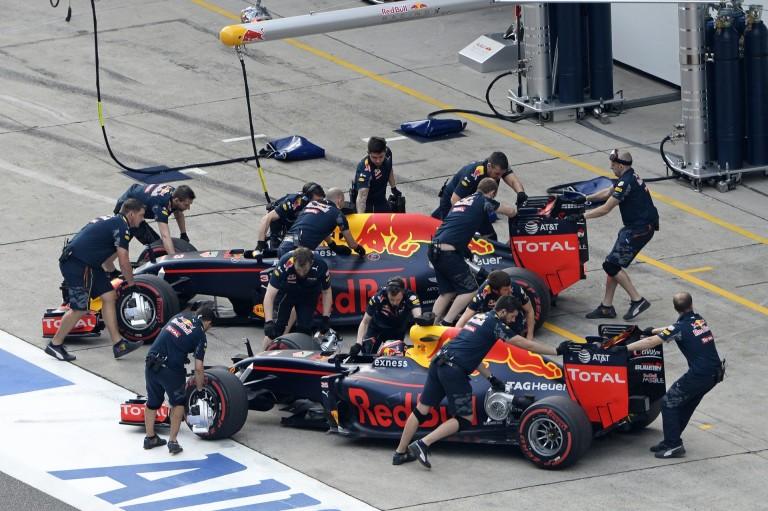 A Red Bull szerint ma is kiderült, hogy övék a legjobb autó a Forma-1-ben