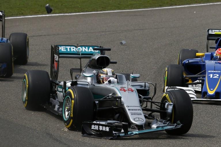 """Hamilton megörült, hogy """"csak"""" 36 pontos hátránya van Rosberg mögött - azt hitte 50!"""