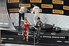 Onboard videó: Vettel vs Kvyat a kínai első kanyarból! Jól látszik, ki volt a hunyó...
