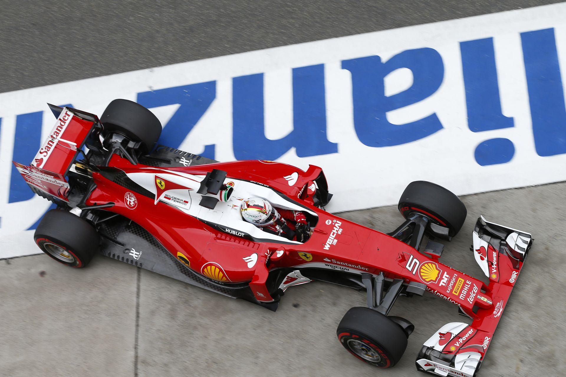 """Óriási álomvilágban van a Ferrari? A Red Bull """"élve felzabálhatja"""" őket"""
