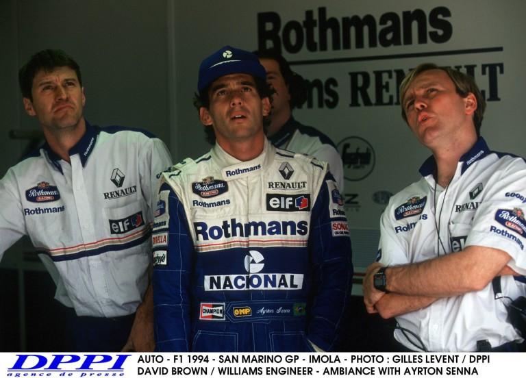 Ayrton Senna miatt Roland Ratzenbergert soha nem fogjuk elfeledni