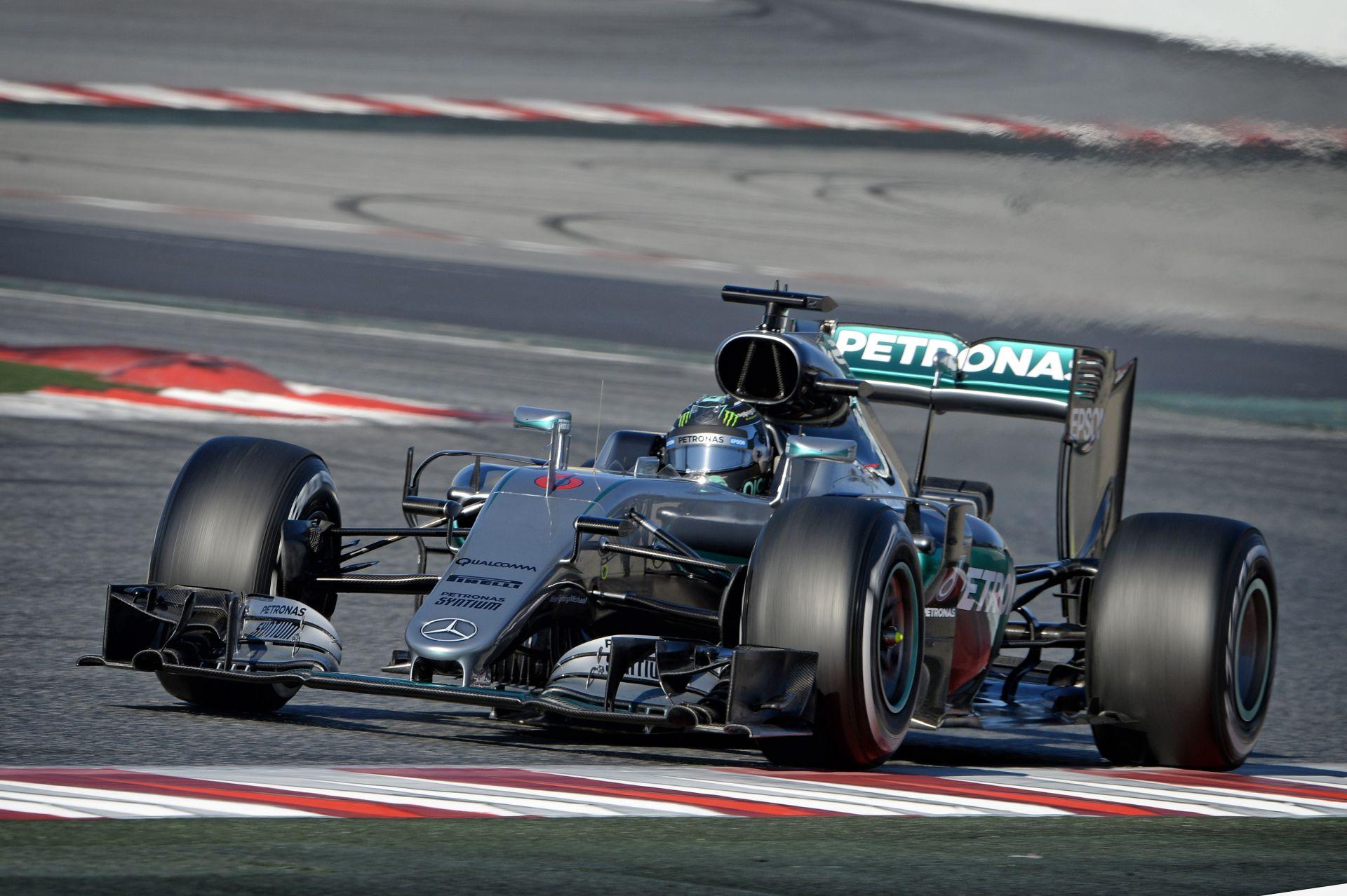 A Mercedes nem írná le a Ferrarit, a Williamst és a Red Bullt sem