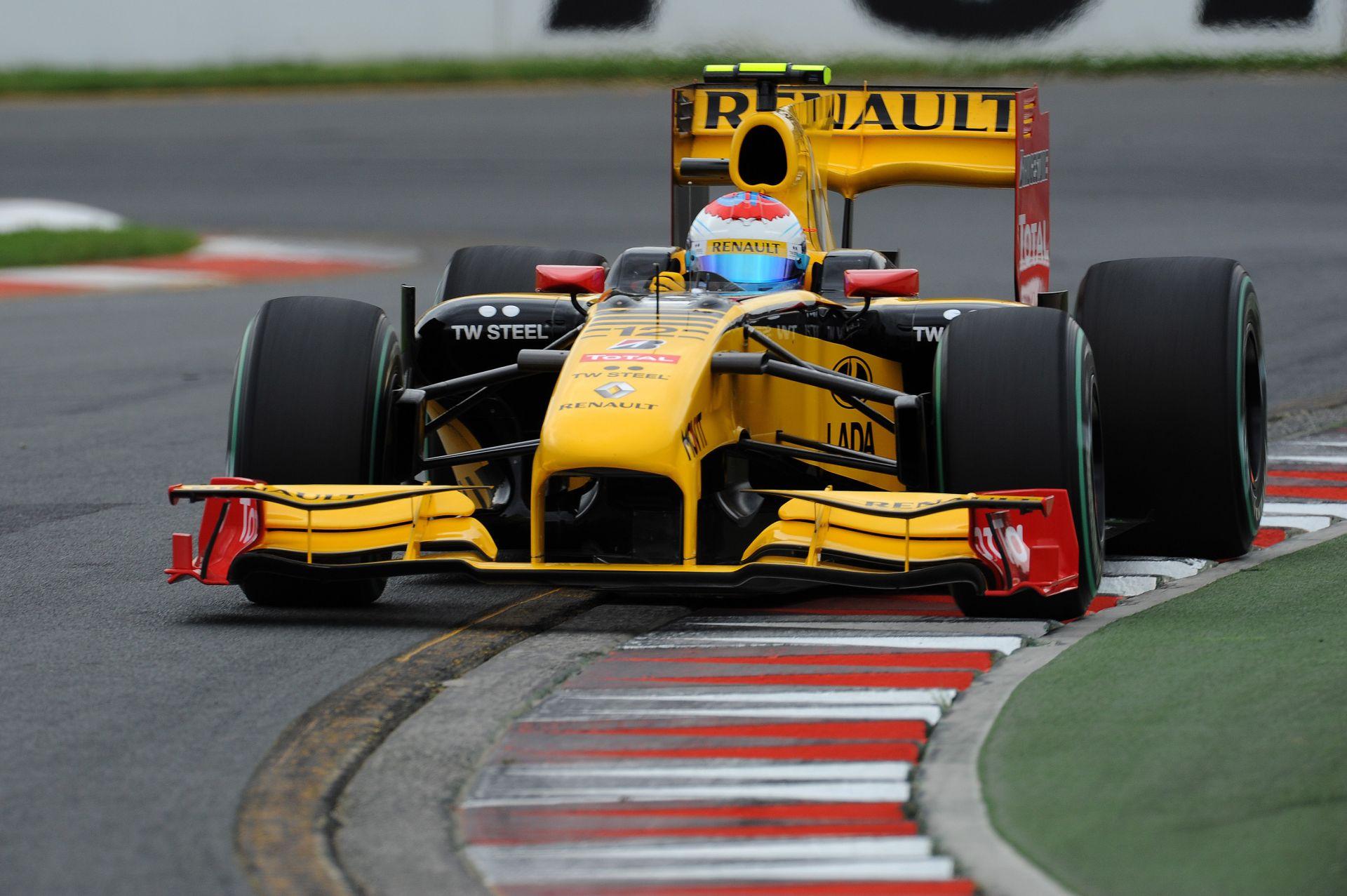 Egy egészen hihetetlen F1-es start Petrovtól Ausztráliában: szenzációs