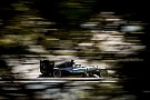 Hamilton a rossz idő ellenére jól érezte magát a Mercedesszel