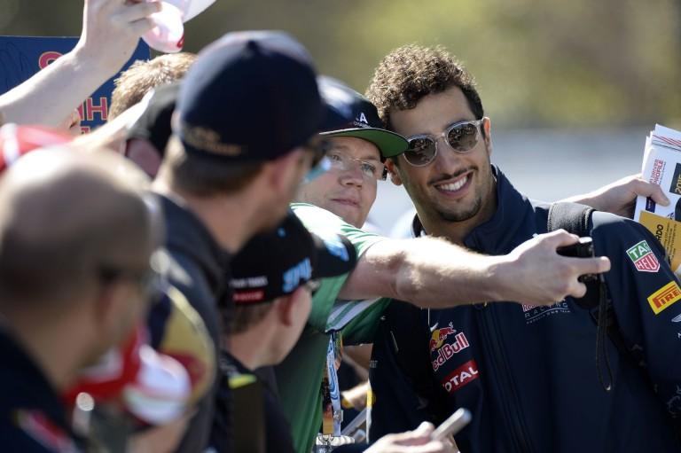 Ricciardo majd kiugrik a bőréből - nem a 4. hely, hanem a Red Bull tempója miatt!