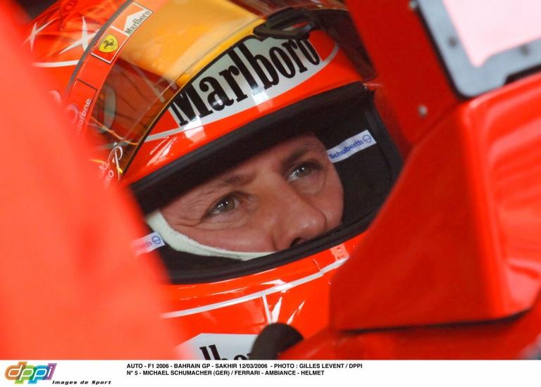 Ha csak Schumacher kezeit látnád, akkor is tudnád, hogy ő az…