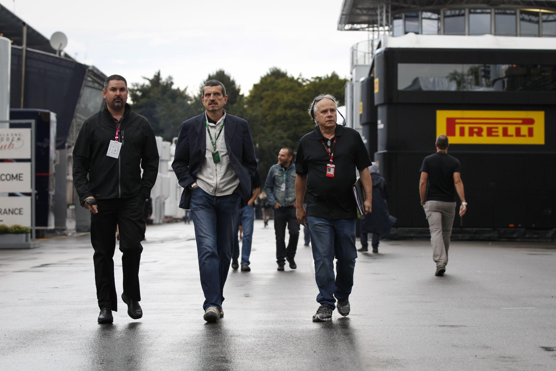 Február 15-én kelti életre először autóját a Haas F1 Team