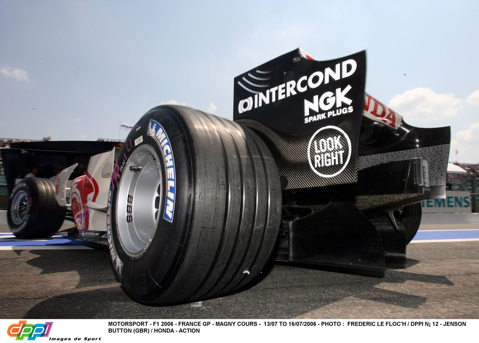 Michelin: 18 colos kerekeket a Forma-1-be! Mi megcsináljuk!