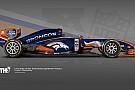 NFL Super Bowl döntős színekben az F1-es gépek