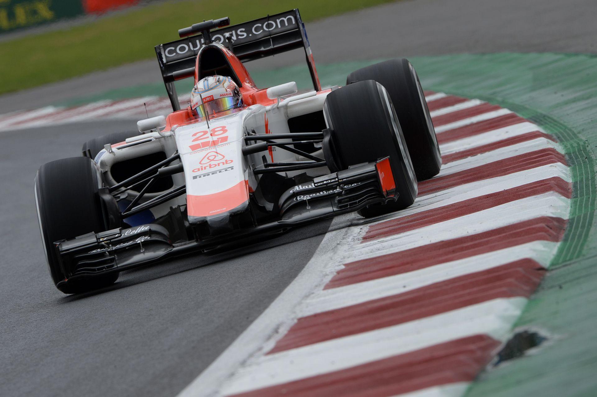 Újabb 2016-os F1-es autót röffentettek be: így szól a Manor-Mercedes
