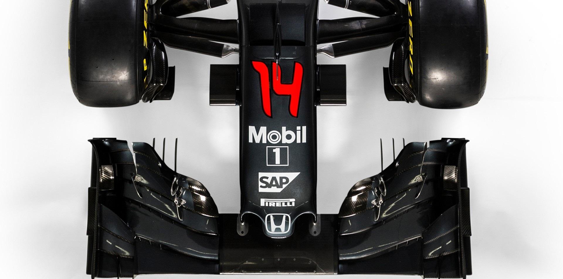 MP4-31: hivatalos videón Alonso és Button új autója